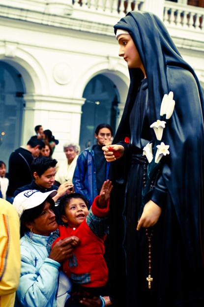 Quito, Ecuador, 2009
