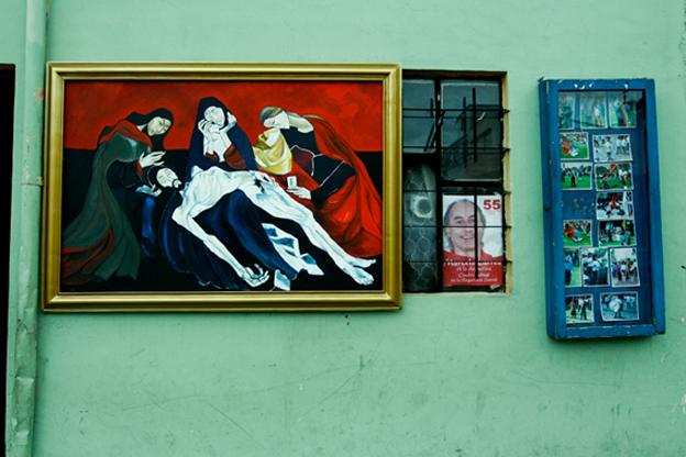 Alangasí, Ecuador, 2009
