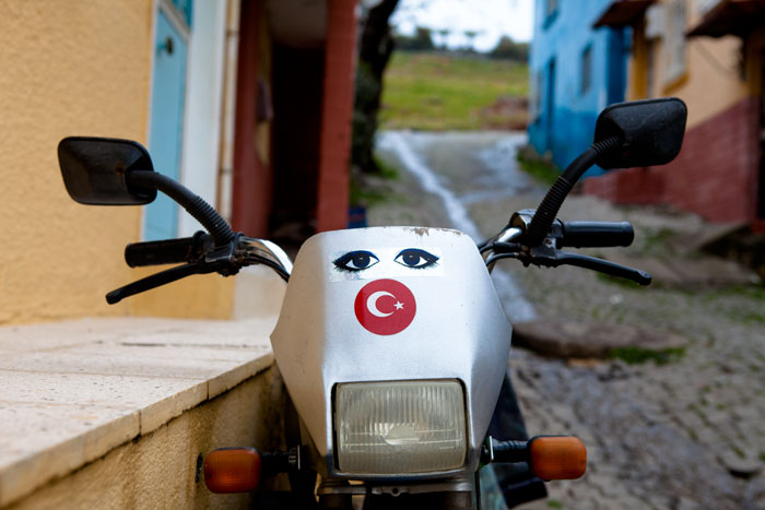 Ayvalik, Turkey, 2011.